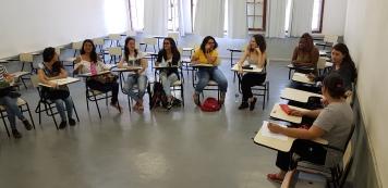 Integrantes do programa de extensão e do jornal A Sirene conversam sobre a edição especial